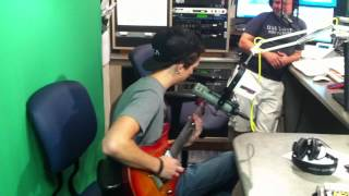 Mark Keller COMPTETING ON 98 ROCK FOR THE MARK TREMONTI of CREED and to win a PAUL REED SMITH GUITAR !!