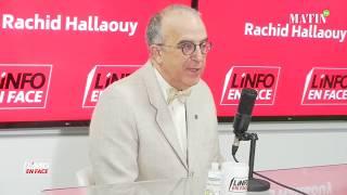 L'Info en Face avec Saâd Agoumi