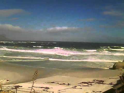 Timelapse Video – Glen Beach – 25/04/2011