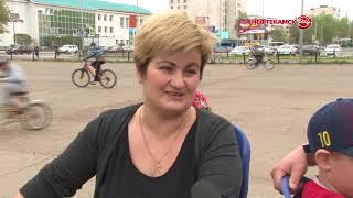 В Нефтекамске прошел День 1000 велосипедистов