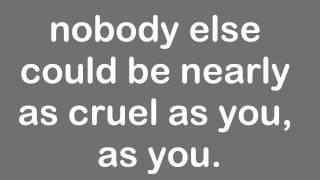 Cher Lloyd ft. Carolina Liar - Beautiful People (Lyrics)