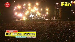 Red Hot Chili Peppers - Higher Ground (Lollapalooza Argentina 2018)