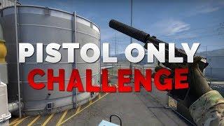 Pistol Only Challenge | CS:GO Kompetetivní zápas | IX Gaming