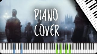 """""""The Order 1886 Main Theme"""" [Synthesia] by TH (Piano cover)"""