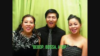 "SANDRA / AISAKU / SITTI - ""Bebop, Bossa, Atbp."" [Online Invite]"