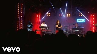 Gorgon City - Here For You (Live, Vevo UK @ The Great Escape 2014) ft. Laura Welsh