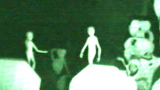 Aliens Caught on Tape: Real Evidence?