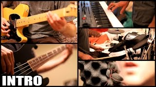 The xx - Intro -- [Full Cover, All Instruments]