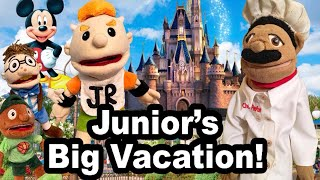 SML Movie: Bowser Junior's Big Vacation!