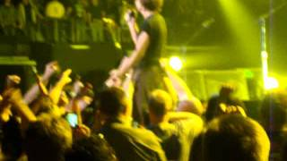 Pearl Jam- Porch Winnipeg 2011