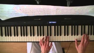 Man of Steel Soundtrack - Flight - Hans Zimmer Piano