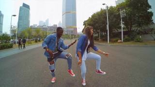Sweet Love - Wizkid (Official Dance video) By Felix Greene & Agadhnoor