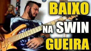 BAIXO NA SWINGUEIRA | LÉO SANTANA - BUMBUM PAREDÃO (BASS COVER)