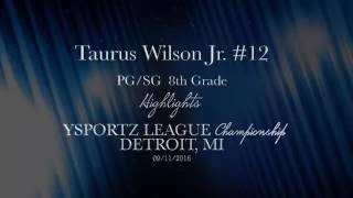 TJ Highlights from Ysports MCT vs Family and Asap Blazers