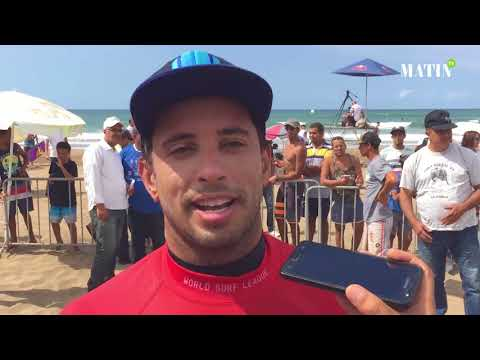 Video : Retour en images sur la finale d'Anfa Place Pro de surf