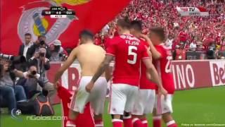 Benfica e o Tetra ao som de Salvador Sobral