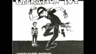 Operation Ivy-Rare Take Warning-Unreleased Energy