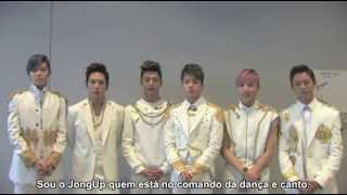 [ PT-BR SUB ] A Message From B A P Has Arrived! (JP)