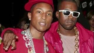 Pharrell - Number One ft Kayne West Instrumental