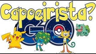 Pokémon Capoeirista no Brasil?