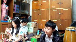 SMP Pasundan 10 Tabeuh Bubuka Wayang Golek