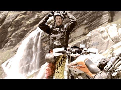 HIMALAYAN HERO – Riemann's 4500km epic