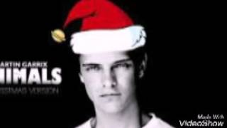 Martin Garrix Animals  Christmas Remix