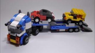 (AZBK) LEGO CREATOR 31033 - VEHICLE TRANSPORTER