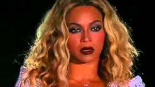 Beyoncé dança funk .