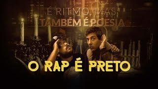 6- O Rap é Preto (Áudio Oficial) - Fabio Brazza part. Rashid (Prod. Mortão VMG)