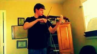 Disturbed Another Way to Die electric violin cover