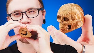 Aztec Death Whistle (Most Terrifying Instrument Ever?) | LOOTd Unboxing