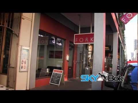 Skybok: Fork (Cape Town, South Africa)
