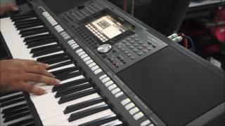 Sia Cheap Thrills Cover - Yamaha PSR - S970