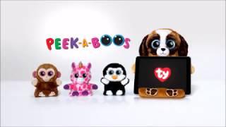 TY Peek-A-Boo Phone Holder with Screen Cleaner Bottom