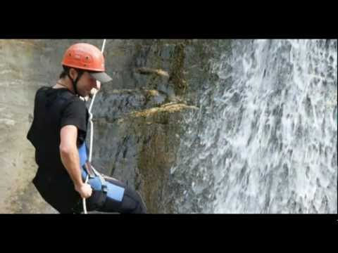 Rejser Ferie i Nepal Canyoning Adventure ferie rejser Kathmandu Nepal