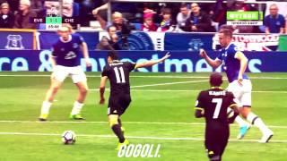 Pedro Rodriguez Amazing Goal Vs Everton 1-0