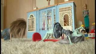 Gorillaz - Dirty Harry (Stop Motion Video)