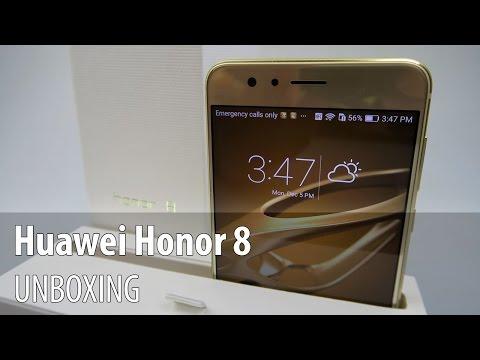 Huawei Honor 8 Unboxing în Limba Română