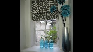 Can you put two Roman Blinds in the corner? width=