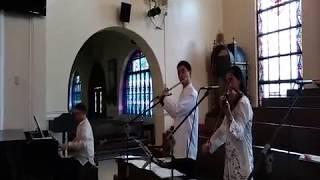 ENTOURAGE -TRUMPET VOLUNTARY - Wedding Musicians Manila Philippines - STRING QUARTET LIVE MUSIC BAND