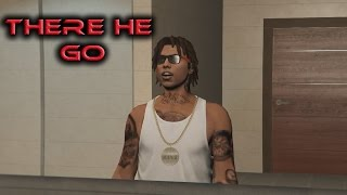 "GTA5 : Kodak Black ""There He Go"" ( Music Video)"