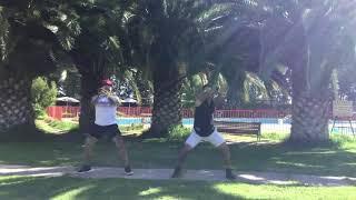 Zumba Fitness - Ponteme - Dembow - FREESTYLE