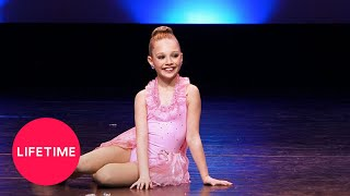 """Dance Moms: Maddie's Music Skips During Her Solo - """"In My Heart"""" (Season 2) 