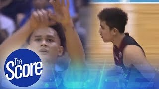"""The Score: GDL Bros on """"Dream"""" Run to Finals"""