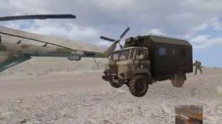 Блядь   Arma 3 Серьёзные игры на Тушино  