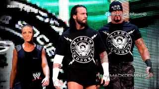 """2006/2011: CM Punk 1st WWE Theme Song - """"This Fire Burns"""" (HD) + Download Link"""