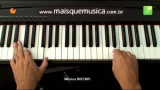 Sua PRIMEIRA música SOLADA no PIANO! fácil tocar Ode à Alegria 1810