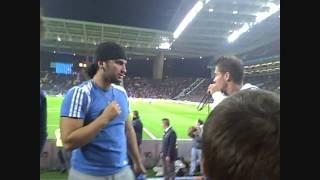 Cânticos dedicados ao SLB  (parte 1)   @   FC Porto  (5-0)  SL Benfica  |  07-11-2010