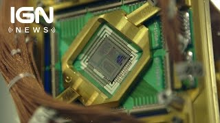 Google and NASA Have a Computer That's 100 Million Times Faster Than a Regular PC - IGN News